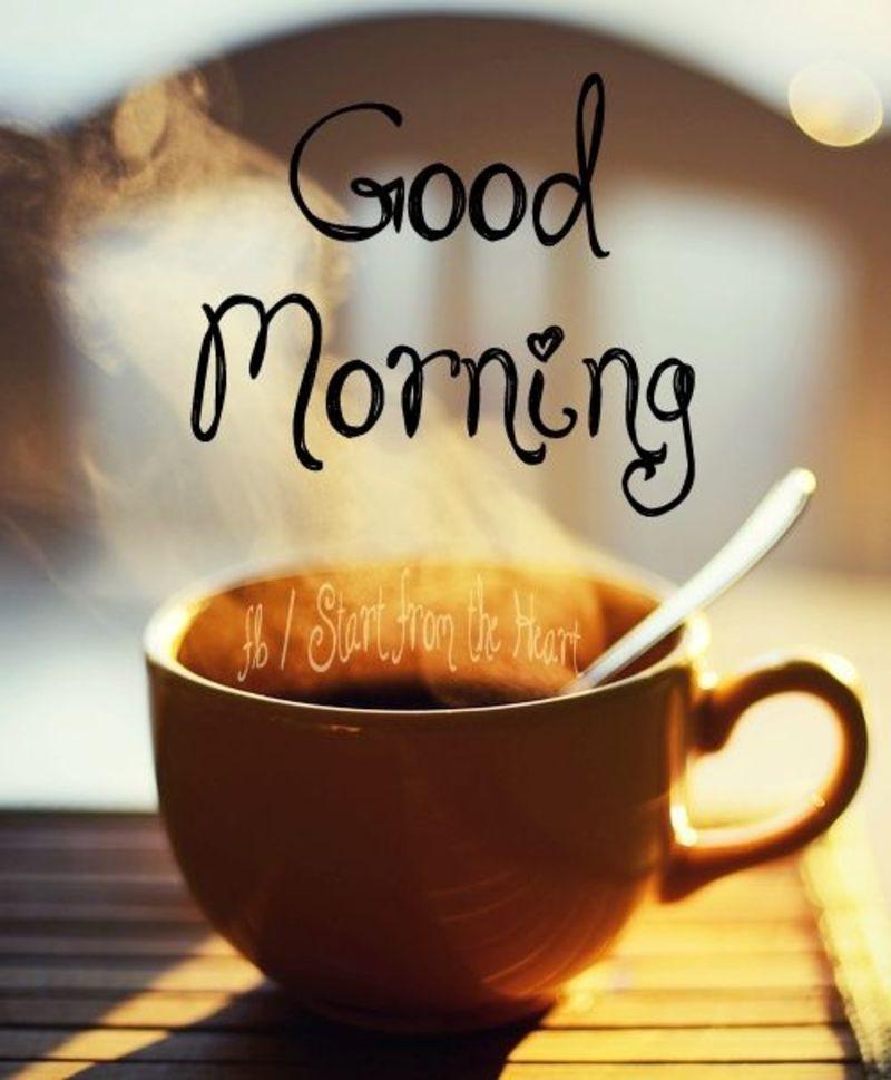 Good Morning My 2: Un Petit Cafe